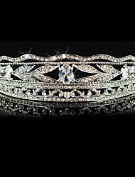 cheap -Women's Alloy Headpiece-Wedding / Special Occasion Tiaras