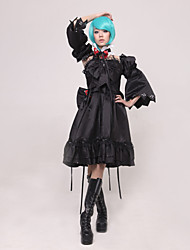 cheap -Inspired by Vocaloid Hagane Miku Video Game Cosplay Costumes Cosplay Suits Patchwork Top Costumes