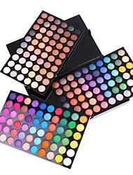 cheap -Eyeshadow Palette Powders Eye Matte Shimmer Glitter Shine smoky Daily Makeup Fairy Makeup Smokey Makeup Cosmetic Gift