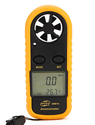 cheap -Benetech Gm816 Anemometer 0-30M/S Abs Lcd Display