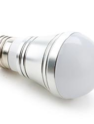cheap -1pc 3.5 W LED Globe Bulbs 200-250LM E26 / E27 9 LED Beads SMD 5730 Warm White Cold White Natural White 110-240 V 12 V