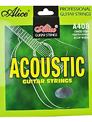 cheap -Alice - (A408-L) Steel Acoustic Guitar Strings (012-053)