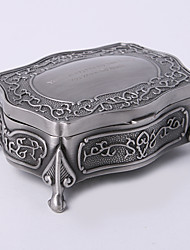 cheap -Personalized Vintage Tutania Pretty Jewelry Box Classical Feminine Style