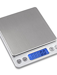 cheap -Mini 2000G 0.1G Precision Digital Jewelry Scale Weight Electronic Pocket Balance