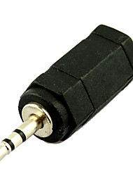 cheap -3.5mm Female Jack to 2.5mm Male Plug Audio Adapter Converter