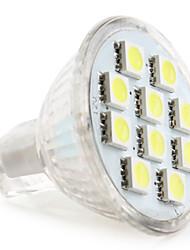 cheap -1pc 1 W LED Spotlight 50-80 lm MR11 MR11 10 LED Beads SMD 5050 Warm White Cold White Natural White 12 V