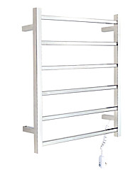 cheap -Towel Bar Contemporary Stainless Steel 1 pc - Hotel bath Towel Warmer