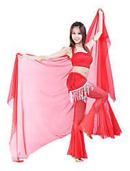 cheap -Dance Accessories Stage Props Women's Performance Chiffon / Belly Dance
