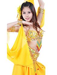 cheap -Dance Accessories Women's Performance Chiffon / Belly Dance