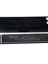 cheap -Kaine - (K2403) Intermediate Baritone Harmonica C key/24 Holes/48 Tones