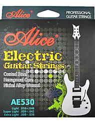 Недорогие -Алиса - (ae530-XL) стали с покрытием Струны для электрогитары