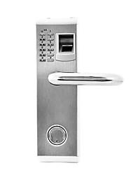 cheap -Stainless Steel + A Grade ABS Password Fingerprint Lock Smart Home Security System Home Villa Hotel Apartment Composite Door Wooden Door