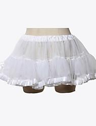 cheap -Classic Lolita Princess Lolita Skirt Short Length Organza Lolita Accessories / Classic Lolita Dress