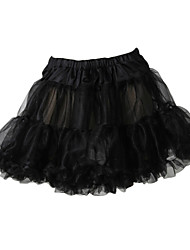 cheap -Sweet Lolita Sailor Lolita Skirt White Black Red Short Length Organza Lolita Accessories