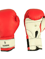 cheap -Fashionable Internal Thicken Full Finger Boxing Gloves 10oz (Average Size)