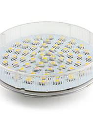 cheap -1pc GX53 3.5 W 300-350 lm LED Spotlight 60 LED Beads SMD 2835 Warm White / Cold White / Natural White 220-240 V