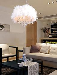 cheap -MAISHANG® Crystal Pendant Light Ambient Light Electroplated Fabric Crystal, Mini Style 110-120V / 220-240V / E26 / E27