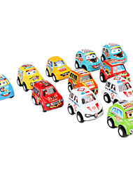 cheap -Mini Cars Pull Back and Go Toys for Kids (11-Pack)