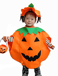 cheap -Monster Cosplay Costume Kid's Halloween Children's Day Festival / Holiday Polyester Carnival Costumes / Cloak