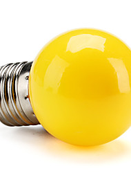 cheap -1pc 1 W LED Globe Bulbs 80 lm E26 / E27 G45 8 LED Beads SMD 2835 Decorative Yellow 220-240 V / RoHS