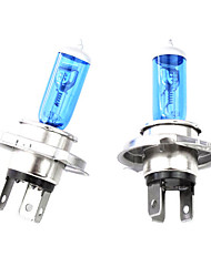 cheap -Car 12V H4 Halogen Headlight Bulb 60/55W,1 Pair