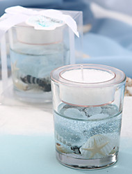 cheap -Beach Theme / Garden Theme Candle Favors - 1 pcs Candle Favors / Candles Gift Box Spring / Summer