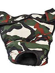 cheap -Dog Pants Dog Clothes Cotton Costume For Spring &  Fall