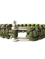 cheap -Steel Button Life-saving Bracelet