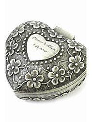 cheap -Women's Jewelry Boxes Tin Alloy Classic Vintage Fashion Wedding Anniversary Daily