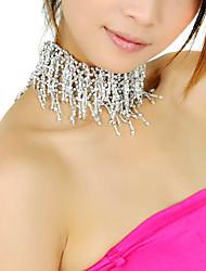 cheap -Dance Accessories Neckwear Women's Performance Polystyrene Beading / Belly Dance