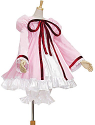 cheap -Inspired by Rozen Maiden Kleine Beere Anime Cosplay Costumes Japanese Cosplay Suits Dresses Long Sleeve Dress Shorts For Women's