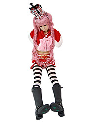 cheap -Inspired by One Piece Perona Anime Cosplay Costumes Japanese Cosplay Suits Patchwork Top Skirt More Accessories For Unisex