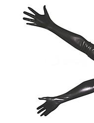お買い得  -グローブ 肌着 忍者 成人 スパンデックス ラテックス コスプレ衣装 性別 男性用 女性用 ソリッド クリスマス ハロウィーン / 高弾性