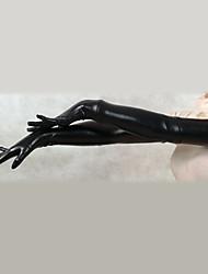 お買い得  -グローブ キャットスーツ 肌着 忍者 成人 スパンデックス コスプレ衣装 男性用 女性用 ソリッド ハロウィーン / 高弾性
