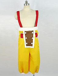 cheap -Inspired by One Piece Usopp Anime Cosplay Costumes Japanese Cosplay Suits Sleeveless Pants Bracelet For Men's