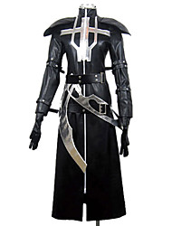 cheap -Inspired by Lamento-BEYOND THE VOID Ricus Video Game Cosplay Costumes Cosplay Suits Patchwork Long Sleeve Shawl Gloves Waist Accessory Costumes