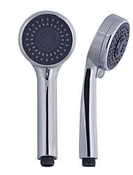 cheap -Three Functions Circle ABS Handle Shower Head