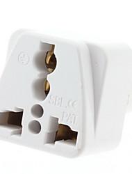 cheap -EU Plug to Multiple Plug Universal Travel Adapter (110-240V)