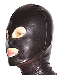 お買い得  -マスク 肌着 忍者 成人 スパンデックス ラテックス コスプレ衣装 性別 男性用 女性用 ソリッド ハロウィーン