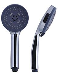 cheap -Circle Three Functions ABS Handle Shower Head