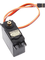 cheap -MG995 Tower Pro Copper Servo Gear for R/C Car / Plane / Helicopter (Black)