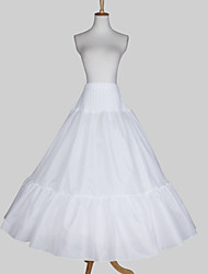 cheap -Wedding / Special Occasion Slips Satin / Taffeta Floor-length A-Line Slip / Ball Gown Slip with