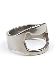 cheap -Finger Ring Design Bottle Opener 2cm Inner Diameter
