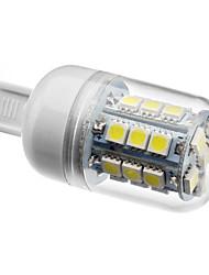 cheap -1pc 3 W LED Corn Lights 210 lm E14 G9 E26 / E27 T 27 LED Beads SMD 5050 Warm White Cold White Natural White 220-240 V