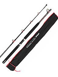 cheap -Boat Rod Fishing Rod Boat Rod Fibre Glass Carbon Extra Heavy (XH) Sea Fishing