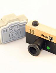 cheap -Wood Camera Pattern Stamp