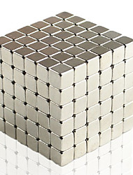 cheap -216 pcs 5mm Magnet Toy Building Blocks Super Strong Rare-Earth Magnets Neodymium Magnet Puzzle Cube Magnet Cube Square Magnet Magnet Magnetic Adults' Boys' Girls' Toy Gift
