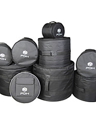 Недорогие -PDH - (DB-01-B) 10 '/ 12' / 14 '(S) / 16' / 22 'стандартные Drum Set сумки (5pcs/set)