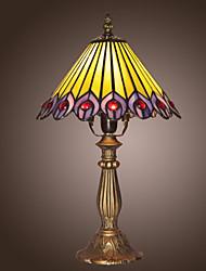 cheap -Tiffany Table Lamp Metal Wall Light 110-120V / 220-240V Max 25W