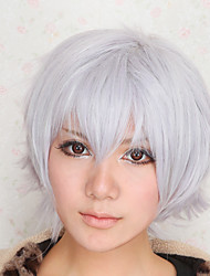 cheap -Cosplay Lag Seeing Cosplay Wigs Men's 12 inch Heat Resistant Fiber Anime